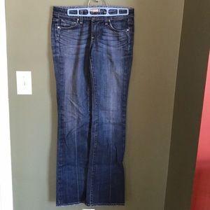 Paige jeans - needs new zipper